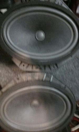 (2) ford factory 6x9 speakers for Sale in Tampa, FL