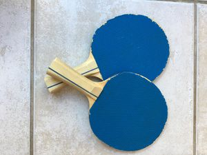 2 ping pong or table tennis rackets🏓 for Sale in Miami, FL