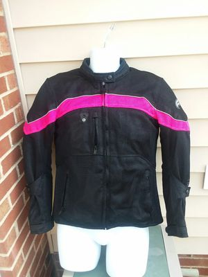 Fulmer Women Motorcycle Jacket Size Small for Sale in Raleigh, NC