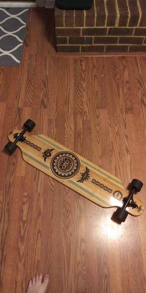 Rimable brand longboard. Slight use/wear for Sale in Chesapeake, VA