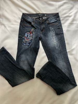 Ed Hardy Women's Jeans Size 28 for Sale in Quincy, IL