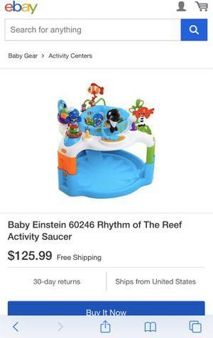 Baby Einstein Rhythm of The Reef for Sale in Victoria, TX