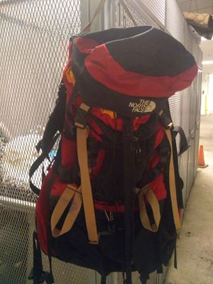 North face hiking pack for Sale in Washington, DC
