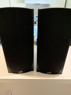 Polk monitor 45B loudspeaker pair for Sale in Margate, FL