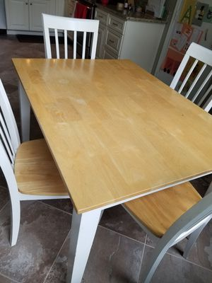 5 piece Kitchen Table for Sale in Springfield, VA