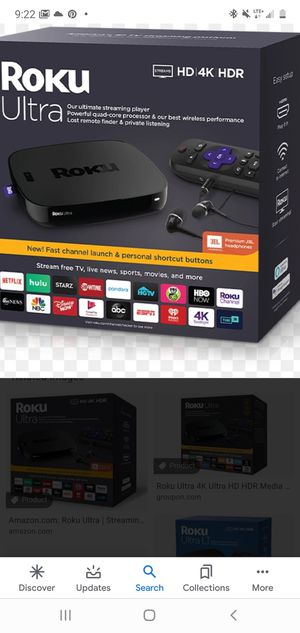 ROKU ULTRA for Sale in Boring, OR