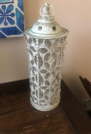 Decorative candle holder for Sale in Oviedo, FL