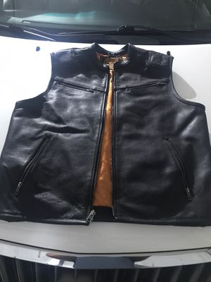 milwaukee leather vest for Sale in Las Vegas, NV