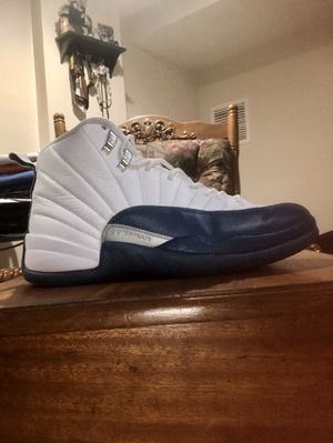 Nike Air Jordan Retro 12 XII French Blue (2016) Men's Size 9.5 for Sale in Queens, NY