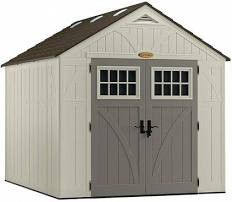 "Out door shed used "" like new "" 500$ for Sale in Newark, CA"