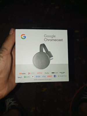 Google chromecast for Sale in San Antonio, TX