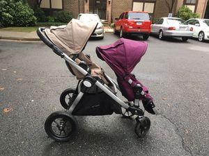 City select double stroller for Sale in Fairfax, VA