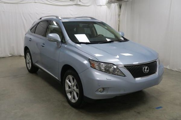 2010 Lexus Rx 350 With Many Extra Add on luxury features LOADED!