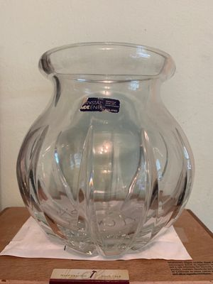 Glass vase for Sale in Rockville, MD