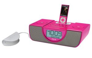 New iHome color tunes alarm clock iPhone or ipod for Sale in Henderson, NV