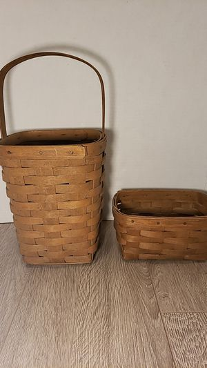 Longaberger Baskekts for Sale in Chino, CA