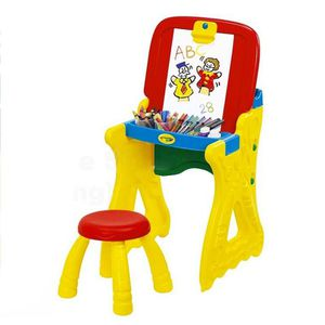 Kids Art Studio Easel Panel Crayola Play N Fold 2-in-1 Play Fun Learn Toddlers for Sale in Brooklyn, NY