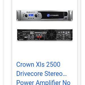 Crown xls 2500 for Sale in Opa-locka, FL