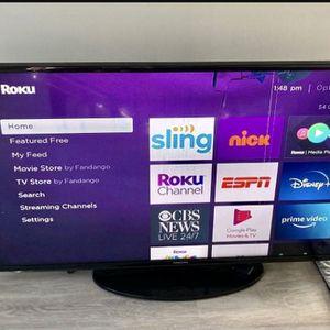 Samsung Tv 50 Inch (MAKE AN OFFER) for Sale in Arlington, VA