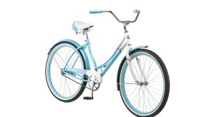 "Schwinn Women's Legacy 26"" Cruiser Bike- Blue/White for Sale in Virginia Beach, VA"
