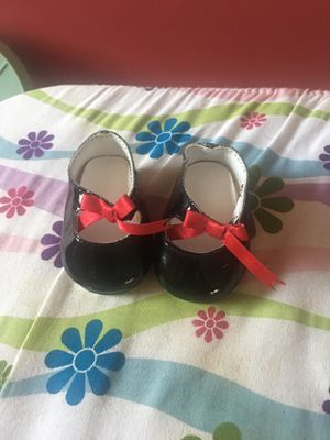 "American girl "" Emily's tap shoes "" for 18"" doll for Sale in Jessup, MD"