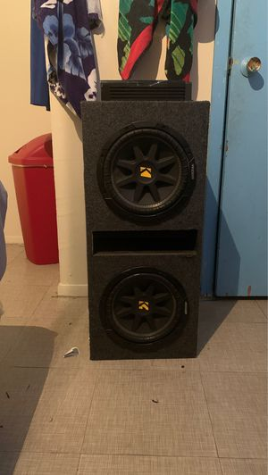 CAR SPEAKERS for Sale in Dallas, TX
