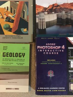 4 Instructional & Text Books for Sale in Las Vegas,  NV