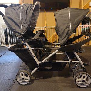 Graco Duo Glider Double Stroller for Sale in Glassboro, NJ