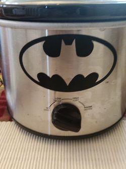 Batman CrockPot for Sale in Skokie,  IL
