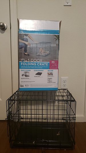 Small Dog Kennel / Crate for Sale in Portland, OR