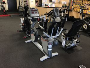Used Star Trac recumbent exercise bike for Sale in Beverly Hills, CA