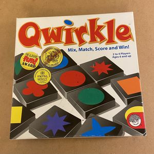 QWIRKLE for Sale in Puyallup, WA