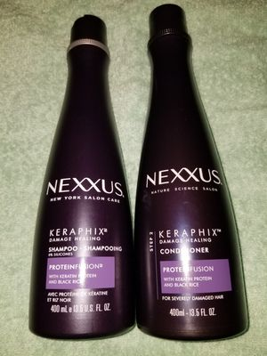 Nexxus Keraphix shampoo and conditioner for Sale in Las Vegas, NV