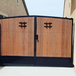 se hacen puertas barandales cercos para más información puede un mensaje for Sale in Payson, AZ
