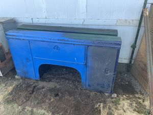 Utility box tool box truck box for Sale in Brooks, OR