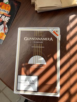 Tabaco guantanamera for Sale in Hollywood, FL