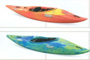 Dagger RPM 2002 pair of kayaks for Sale in Los Alamitos, CA