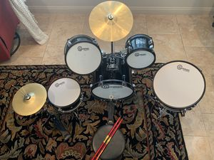 """5 Piece Youth """"Gammon Percussion"""" Drum set for Sale in Henderson, NV"""