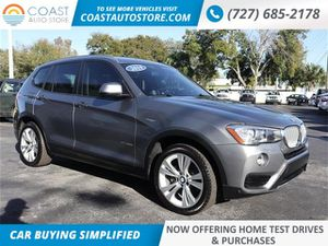 2016 BMW X3 for Sale in St. Petersburg, FL