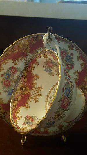Shelley Fine Bone China Sheraton 13289 Teacup for Sale in Windsor, ON