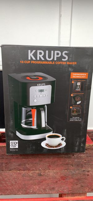 Krups coffee maker for Sale in Federal Way, WA