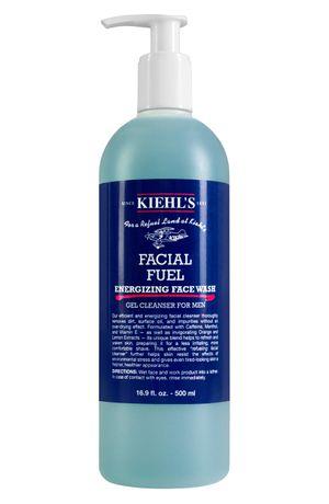 Kiehl's Facial Fuel Energizing Face Wash Gel Cleanser 16.9 oz 500 ml for Sale in Doral, FL