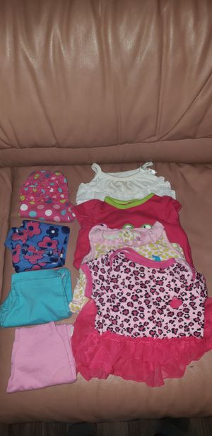 3-6 months baby girl clothes for Sale in Chicago, IL