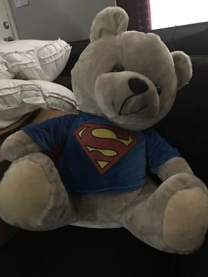Kids Superman Bear for Sale in Mount Airy, GA