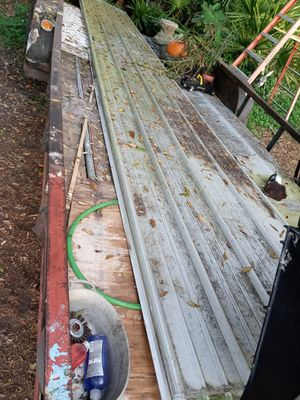Galvanized tin for Sale in Zephyrhills, FL