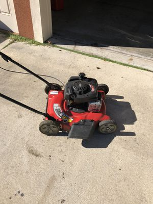 Lawn mower for Sale in Tampa, FL