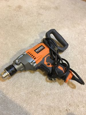Ridgid Spade handle R7122 drill for Sale in Germantown, MD