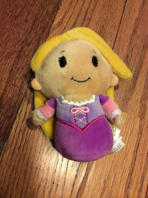 Hallmark Itty Bitty Rapunzel Tangled Plush Stuffed Animal Stuffie Stocking Stuffer Kids for Sale in Las Vegas, NV