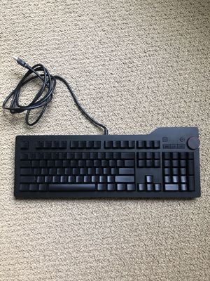 Das Keyboard 4 Ultimate Mechanical Keyboard with Blank Keycaps for Sale in Irvine, CA