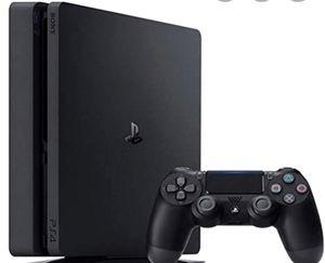 PS4 1TB Slim Console for Sale in Carson, CA